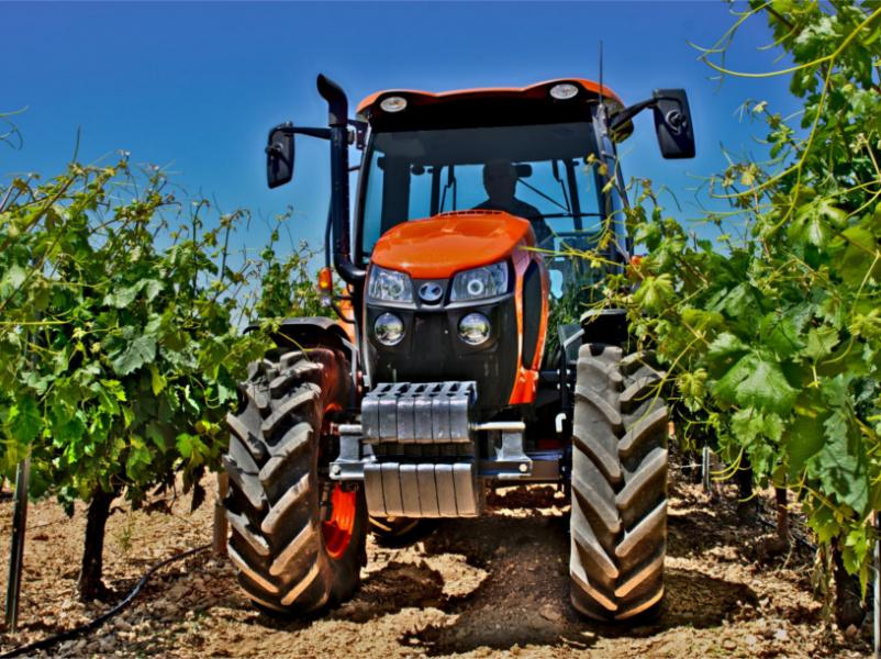 Kubota m5001un highlights 1