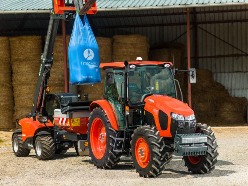 Kubota m5001un highlights 2