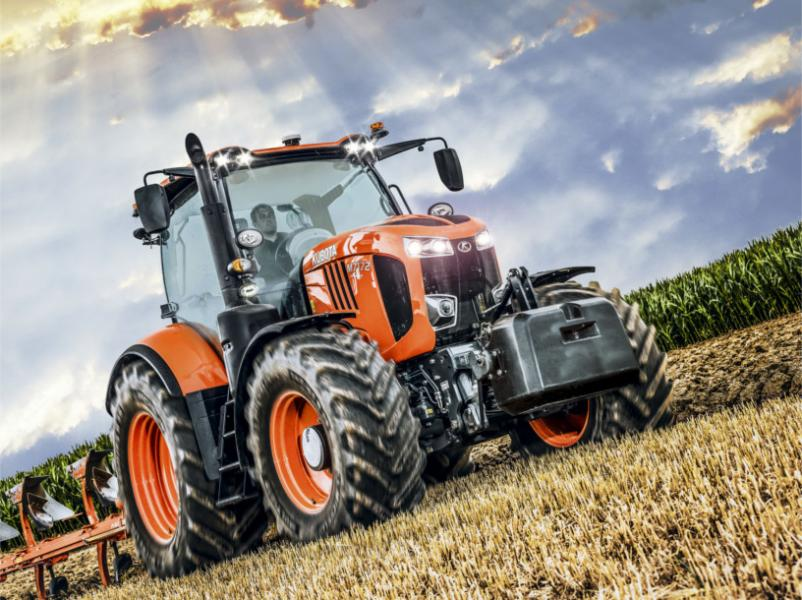 Kubota m7002 highlights